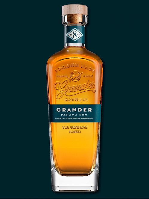 Grander 8 Year Panama Rum 750ml