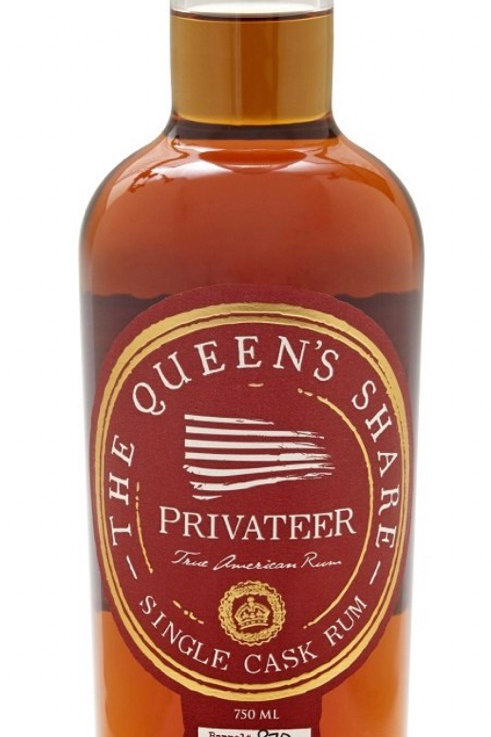 Privateer The Queen's Share Rum - 750ml