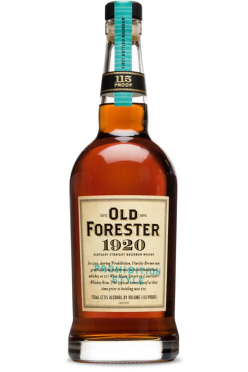 Old Forester 1920 Prohibition Style 750ml