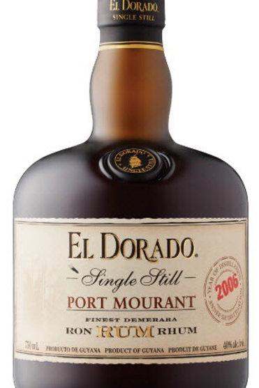 El Dorado Port Mourant 750ml
