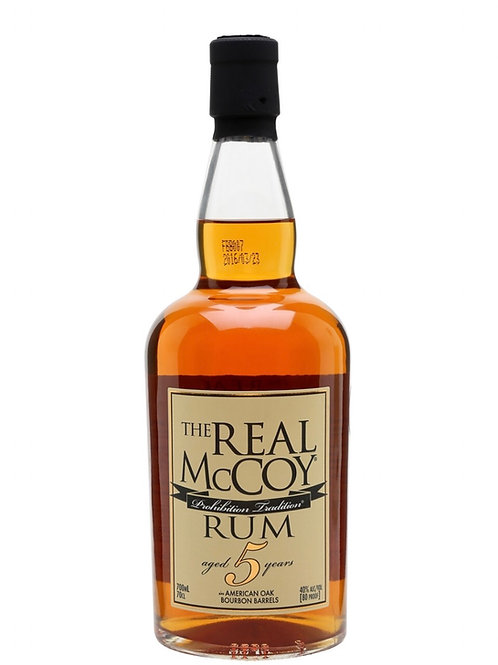 The Real McCoy 5 Year 750ml