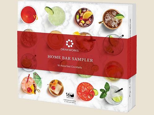 Drinkworks Home Bar Sampler (16 pods)