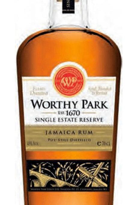 Worthy Park Single Estate Reserve