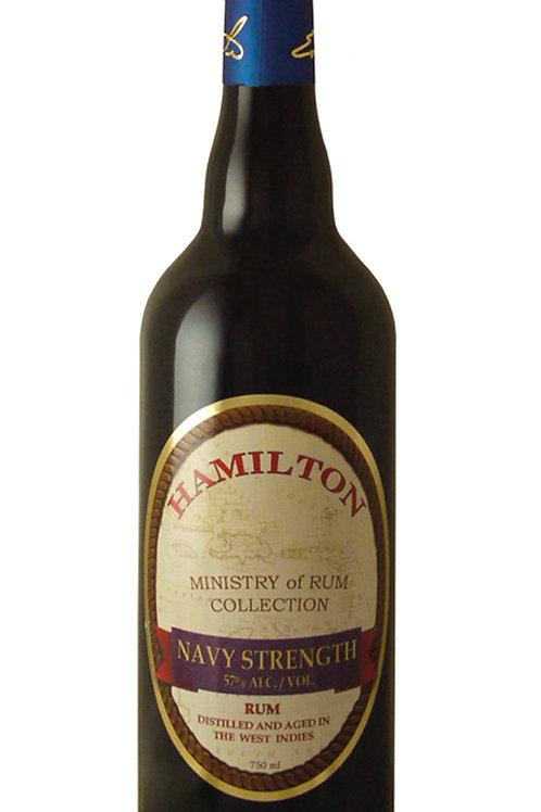 Hamilton Navy Strength 750ml