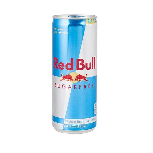 Red Bull Sugar Free 8.4 oz can