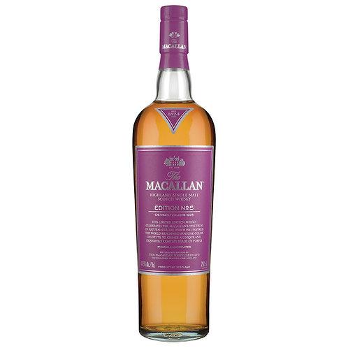 Macallan Edition 5