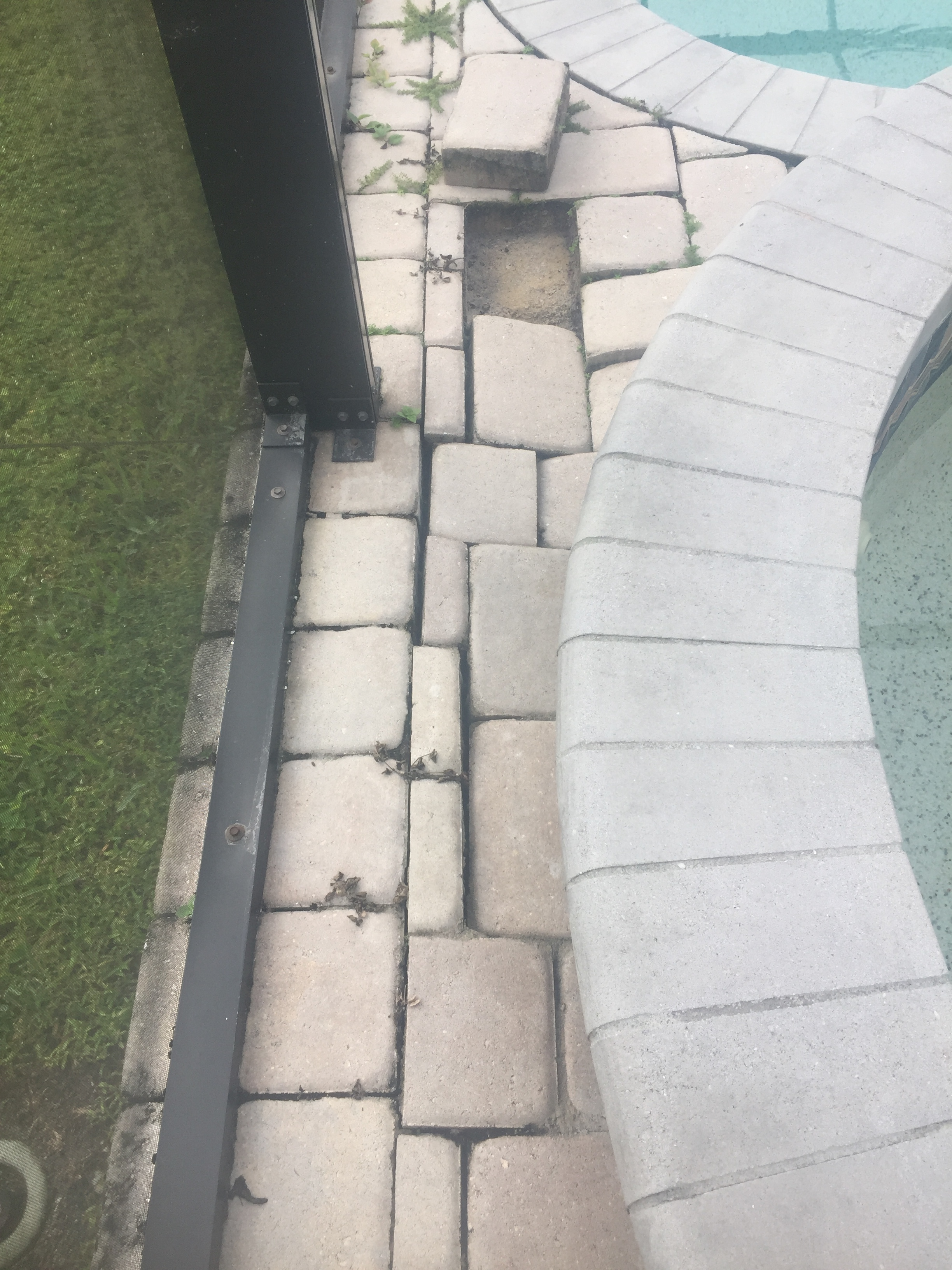Paver Leveling