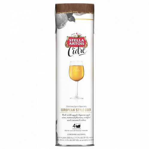 Drinkworks Stella Artois Cidre 4 Pods