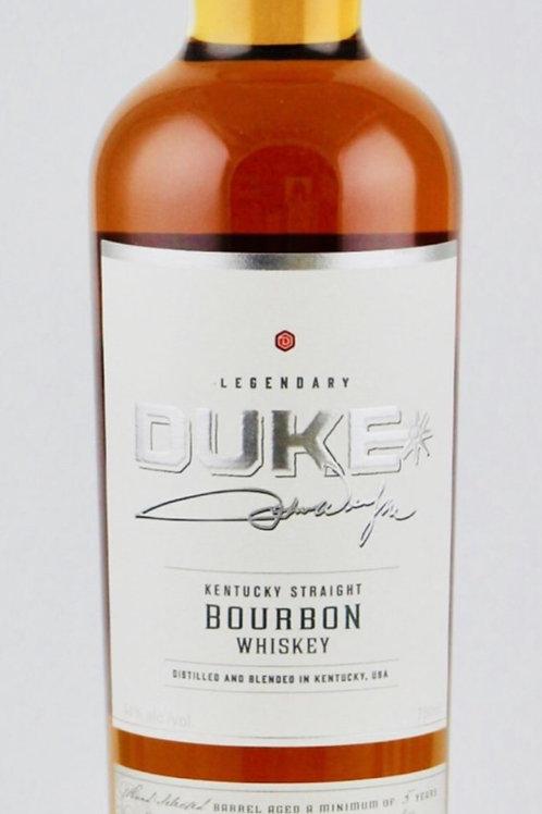 Duke Straight Bourbon 750