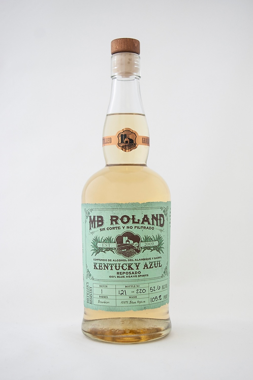 MB Roland KY Azul 100% Blue Agave 750ml