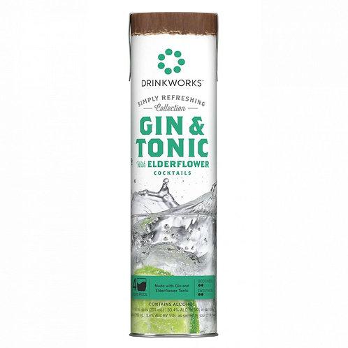 Drinkworks Gin & Tonic
