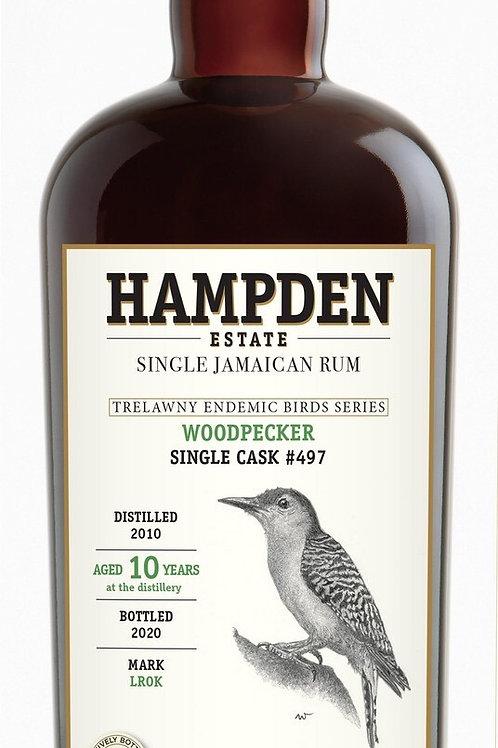 Hampden Endemic Bird Series Woodpecker