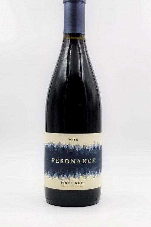 Resonance Willamete Valley Pinot Noir