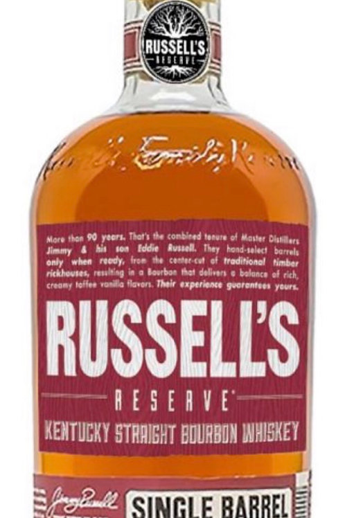 Russell's Reserve Single Barrel 750ml