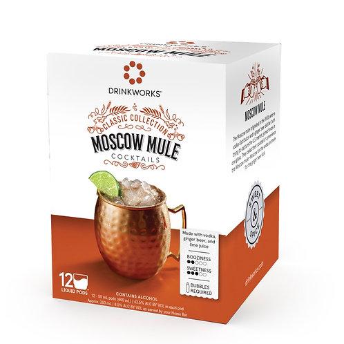 Drinkworks Moscow Mule 12pk
