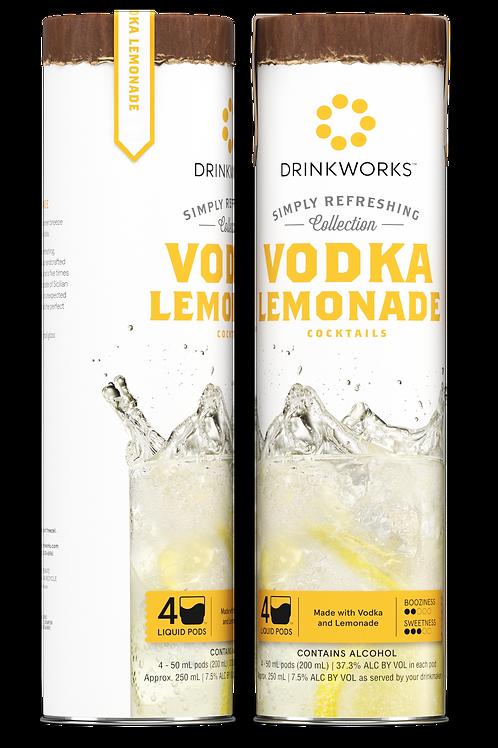Drinkworks Vodka Lemonade 4 Pods