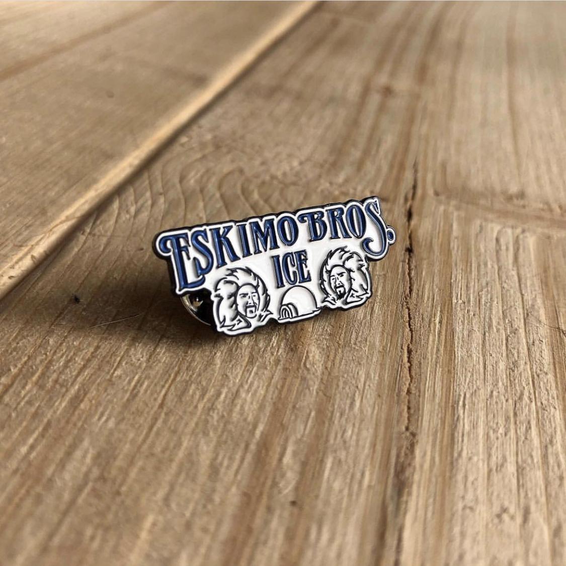 Eskimo Bros Pin