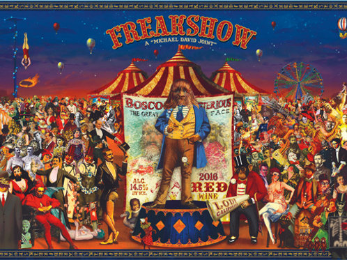 Michael David Winery Freakshow Red Blend 2017  Michael David Winery