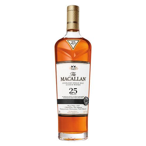 Macallan Sherry Oak 25 Years Old