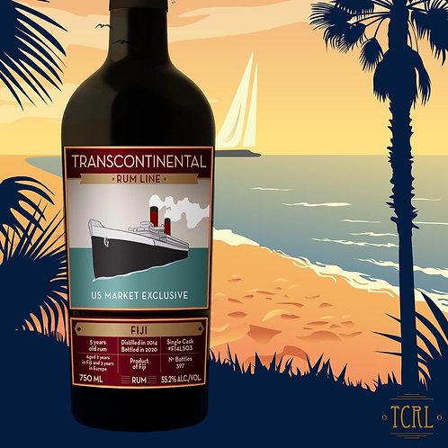 Transcontinental Rum Line Fiji 2014 Single Cask