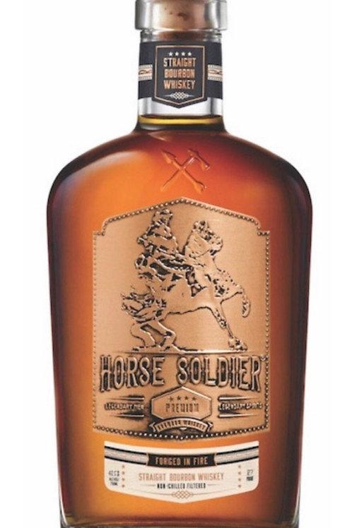 Horse Soldier Straight Bourbon 750ml