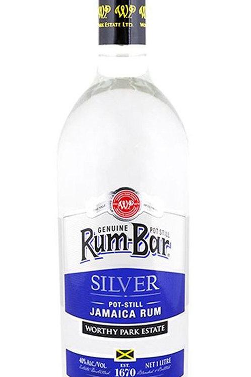 Rum Bar Silver 750ml by Worthy Park