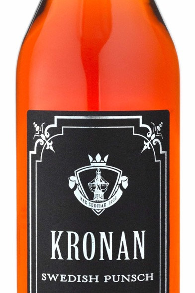 Kronan Swedish Punsch Rum Liqueur 750ml