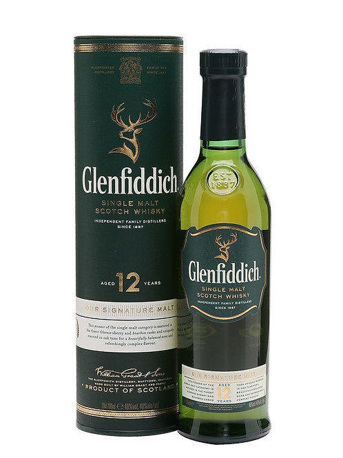 Glenfiddich 12 Year 1.75L
