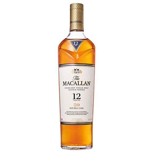 Macallan 12 Year Double Cask 750ml
