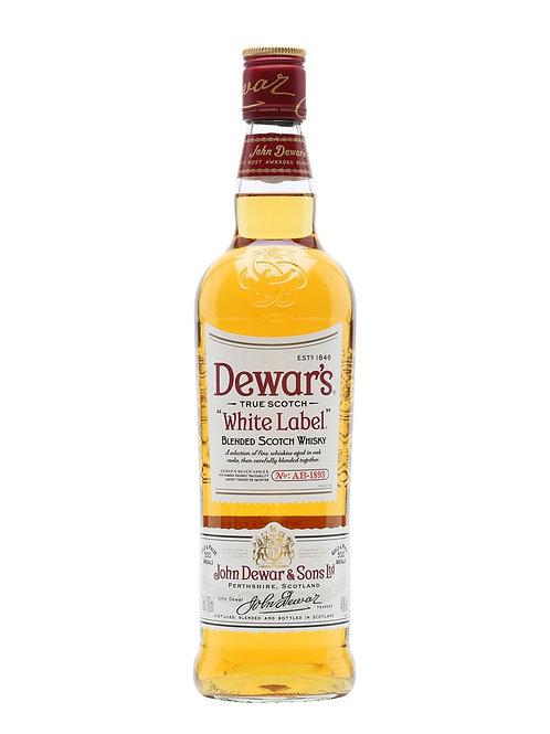 Dewar's White Label Scotch 750ml