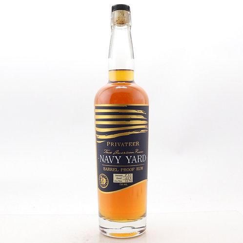 Privateer Navy Yard Rum - 750ml