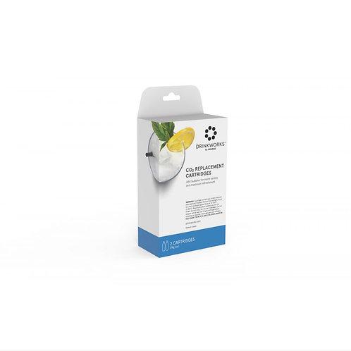 Drinkworks CO2 Cartridges 2-pack