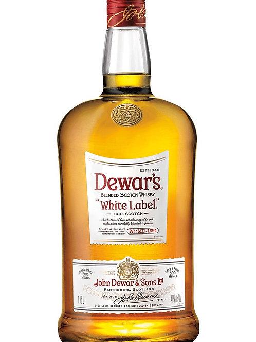 Dewar's White Label Scotch 1.75L