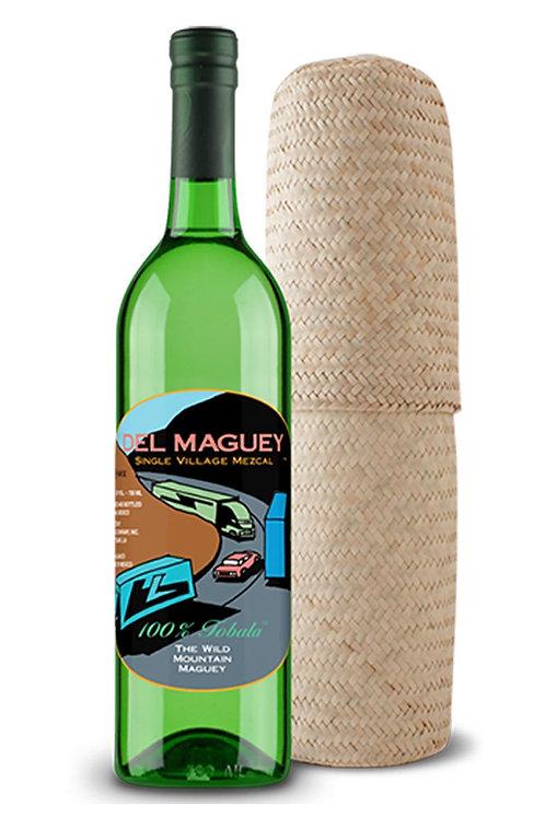Del Maguey 100% Tobala Mezcal 750ml