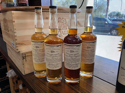 Privateer Distiller's Drawer Gilt Equinox