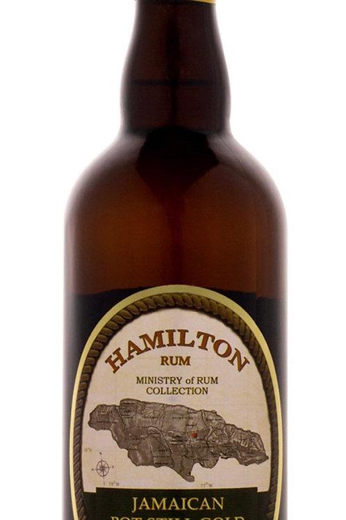Hamilton Jamaican Pot Still Gold 750ml