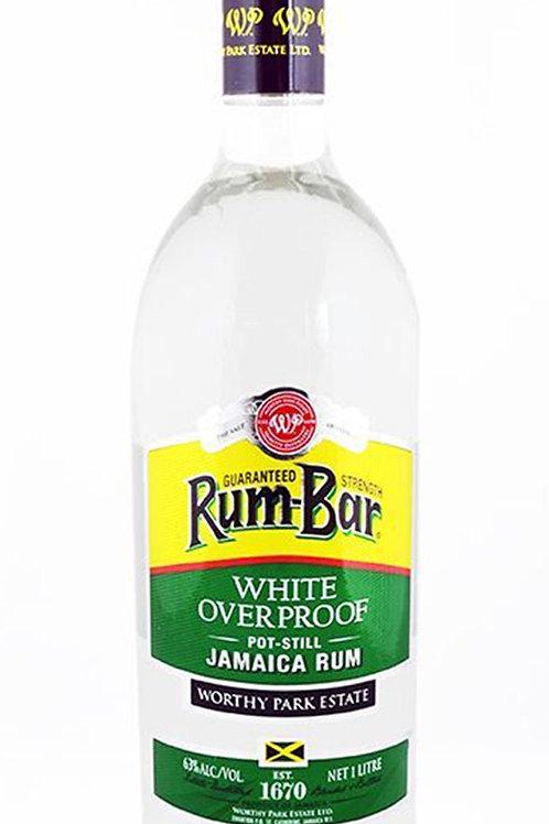 Rum Bar Overproof 750ml