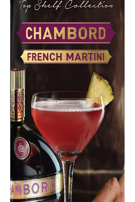 Drinkworks Chambord French Martini 4pods