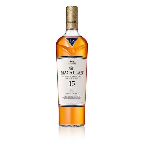 Macallan 15 Year Double Cask 750ml