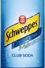 Schweppes Soda 1L