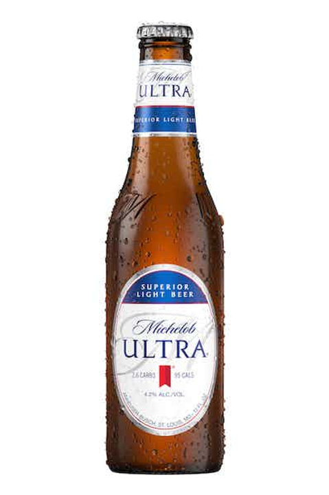 Michelob Ultra 18 Pack Bottles