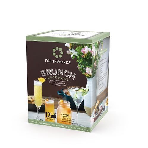 Drinkworks Brunch Sampler 12 Pods