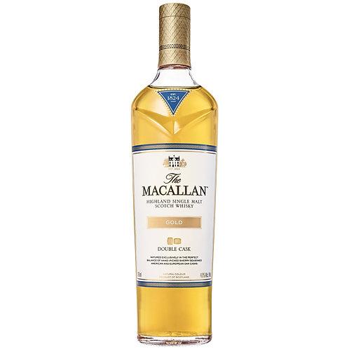 Macallan Double Cask Gold 750ml