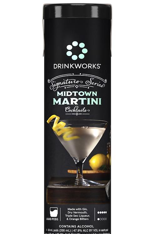 Drinkworks Midtown Martini 4 Pods