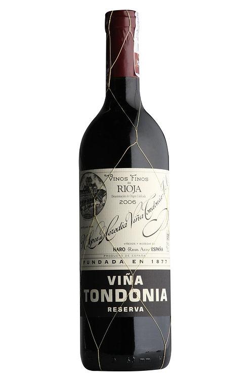 Lopez de Heredia Viña Tondonia Rioja 2007