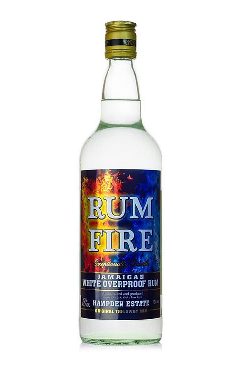 Rum Fire from Hampden Estate