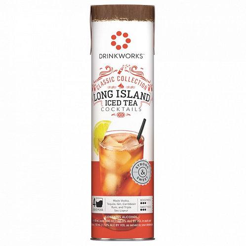 Drinkworks Long Island Iced Tea 4 Pods