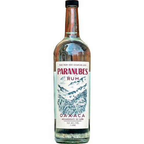 Paranubes Oaxaca Rum 1L