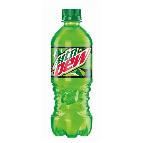 Mountain Dew 20 oz