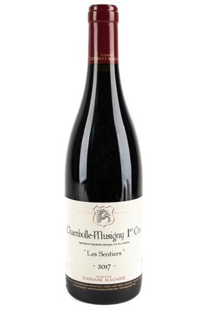 "Domaine Stephan Magnien Chambolle Musigny 1er Cru""Les Sentiers"" 2017"